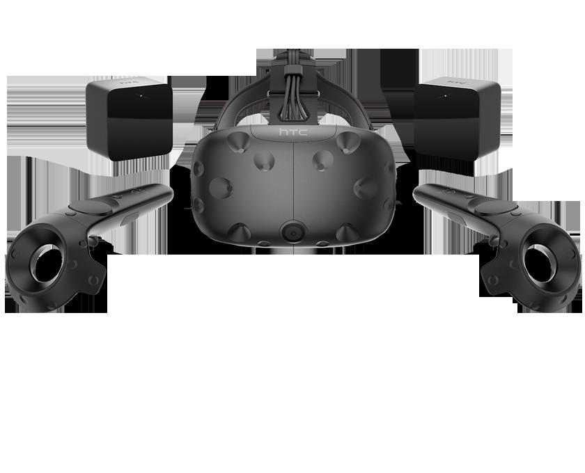 HTC Vive Virtuaalilasit