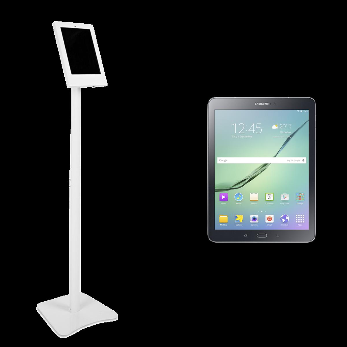 Lattiateline ja Samsung tabletti